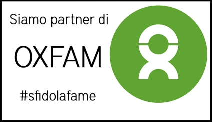#sfidolafame: Molino Rossetto together with Oxfam