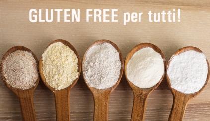 Gluten Free per tutti!