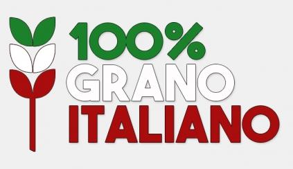 100% grano Italiano