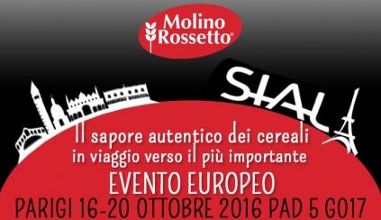 Molino Rossetto a Sial 2016