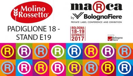 Molino Rossetto a Marca 2017