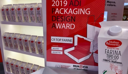 Molino Rossetto riceve il premio ADI Packaging Design Award