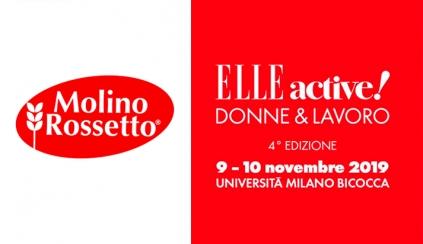 Molino Rossetto sostiene Elle!Active