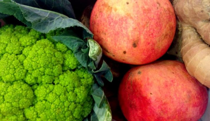 Eating seasonal food... 3 reasons to do it!