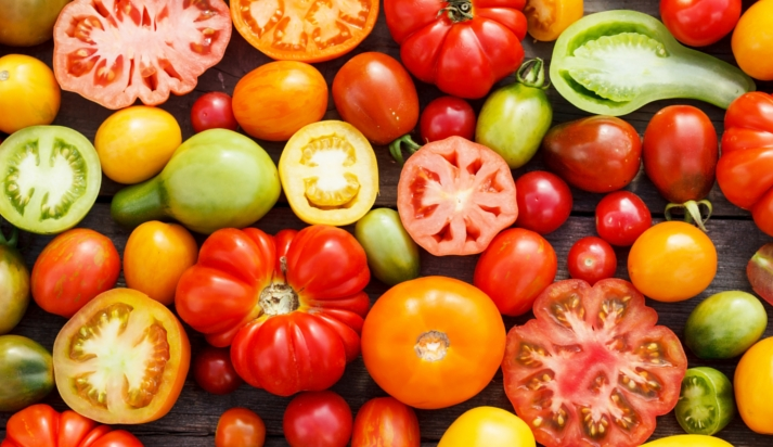 Summer ingredient: tomato