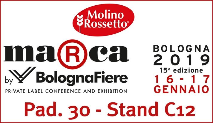 Marca 2019 | Molino Rossetto